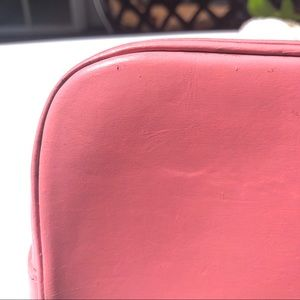 Louis Vuitton Bags - Authentic Louis Vuitton Alma MM Pink Hand Painted